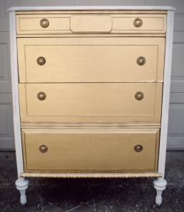 Orlando vintage wedding, gold, white, antique furniture